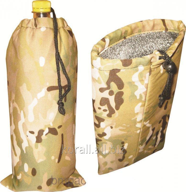 Термосумка сумка-холодильник для бутылки 1-1,5-2-3 литра
