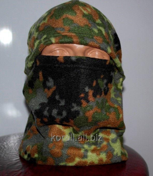 Шапка маска флис флектарн Германия