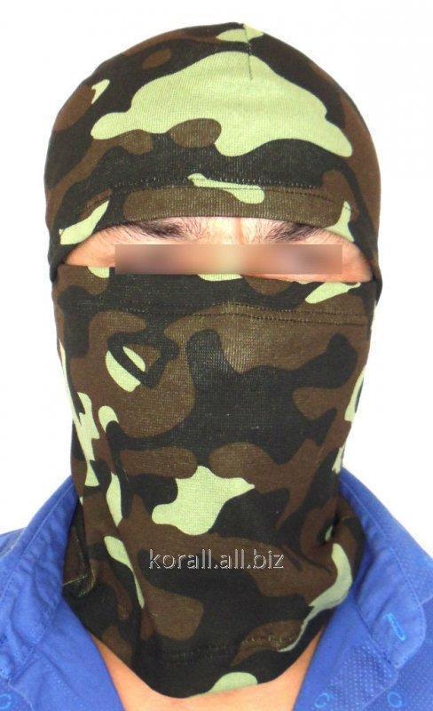 Шапка-маска 1п. камуфляж Украина