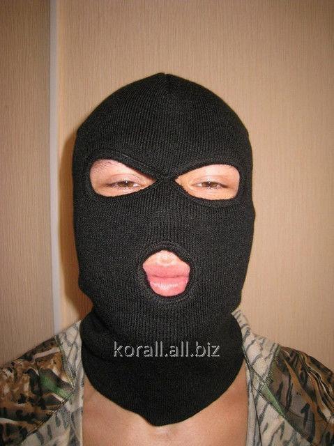 Купить Шапка маска 3 прорези