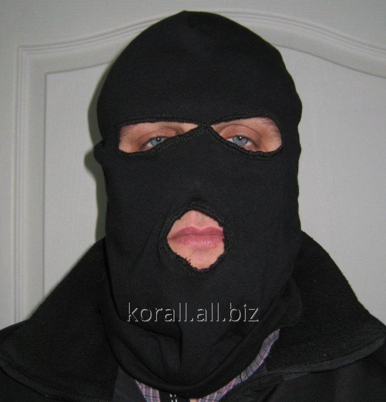Шапка-маска 3п. летняя