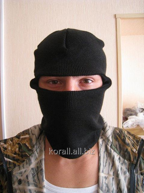Купить Шапка маска 1 прорезь