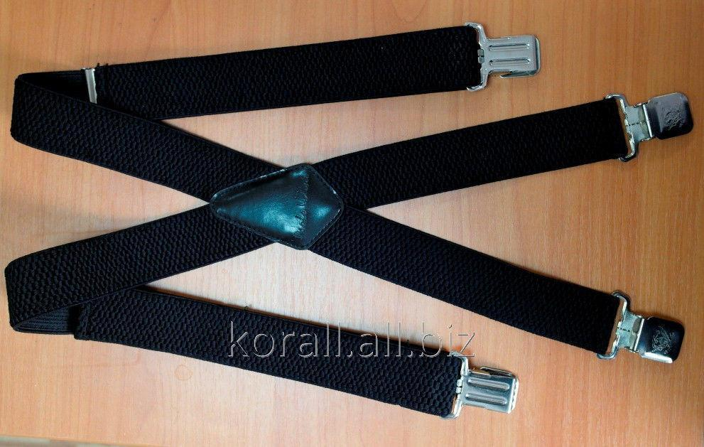 Buy Braces of a pomocha black