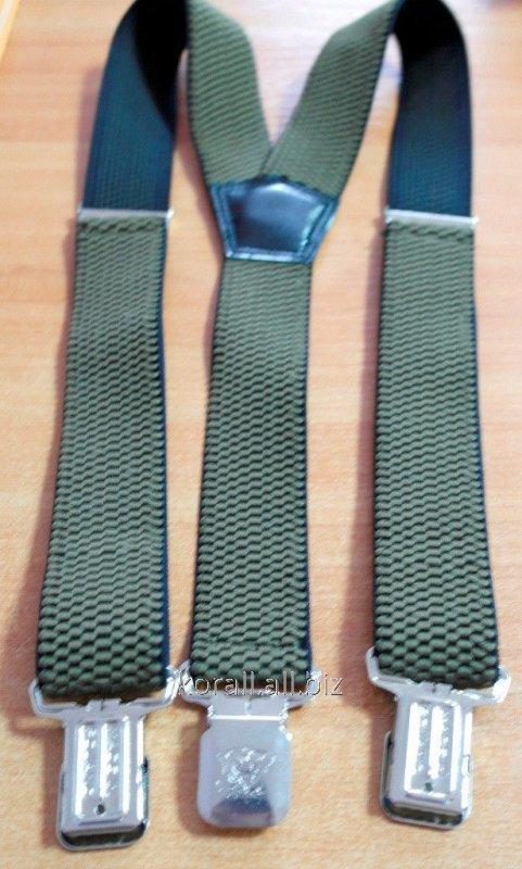 Buy Braces of a pomocha green Y - figurative