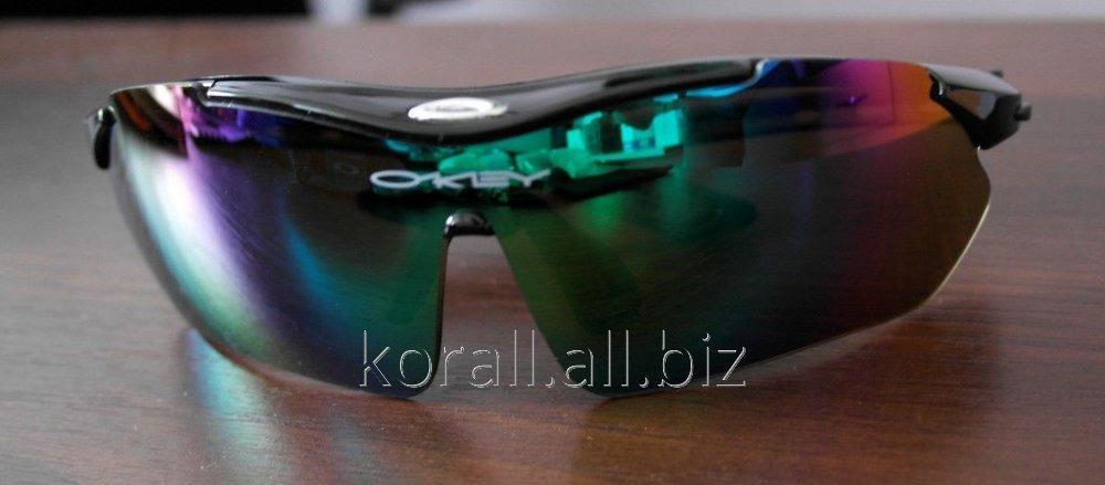 Тактические спортивные очки Oakley 089 с UV400 5 сменных линз