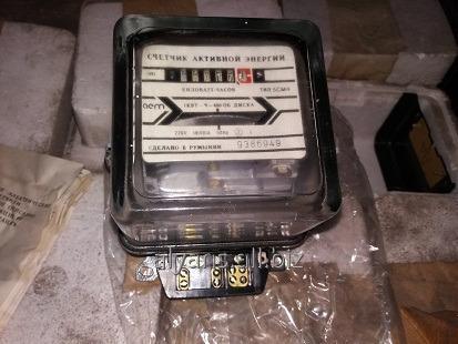 Однофазный электрический счетчик 5СМ4