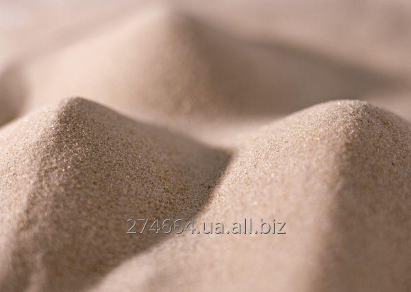 Купить Песок осушенный
