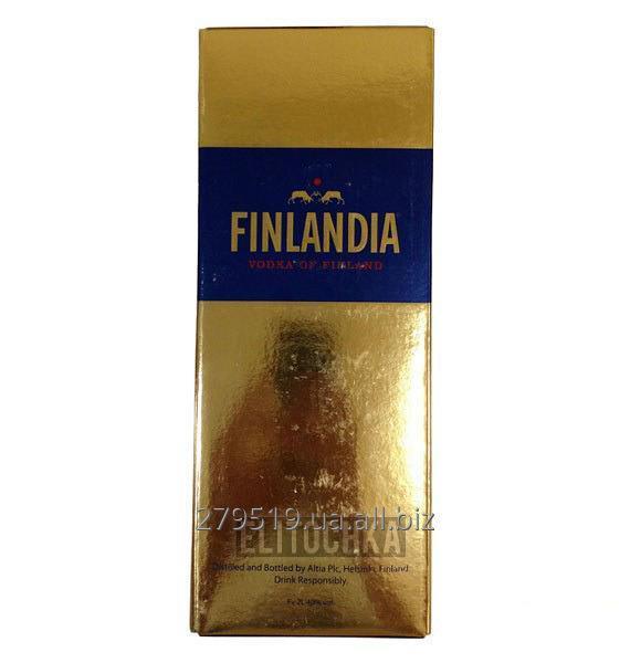 Водка Finlandia Финляндия 2 литра