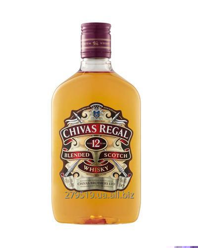 Виски Chivas Regal Чивас Ригал 12 лет