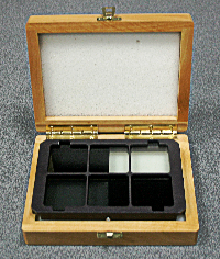 Buy Died standard sets, lenses and light filters