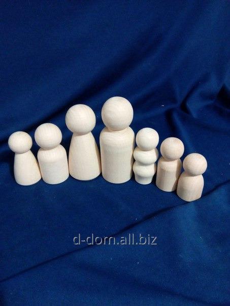 Купить Семейка куколок 7 шт