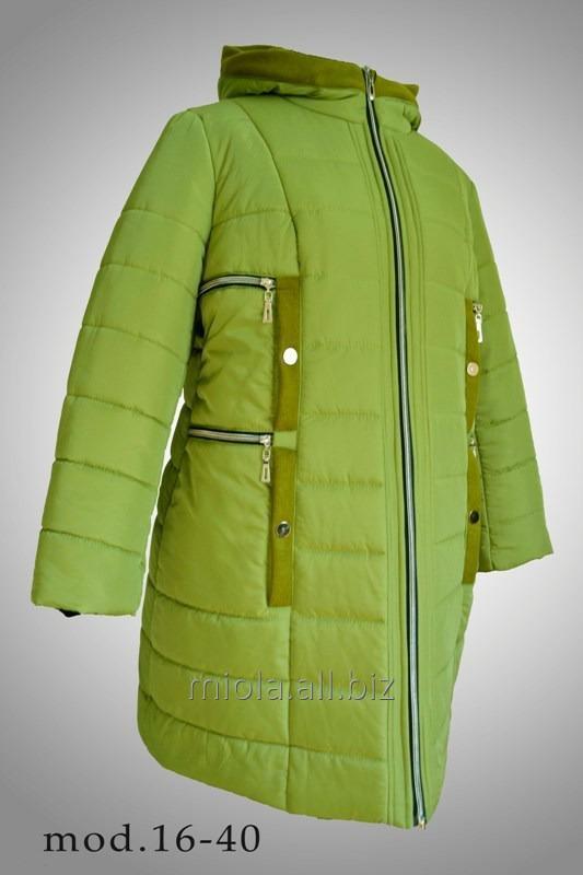 Куртка зима, модель 16-40