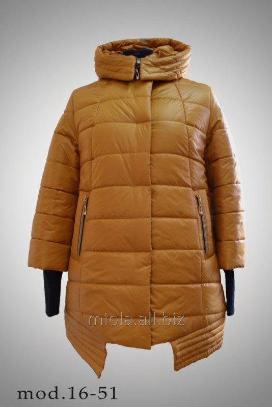 Куртка осенняя, бочонок, модель 16-51