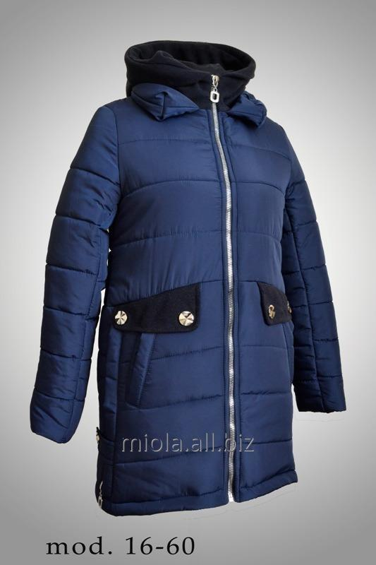 Куртка, зима, модель 16-60