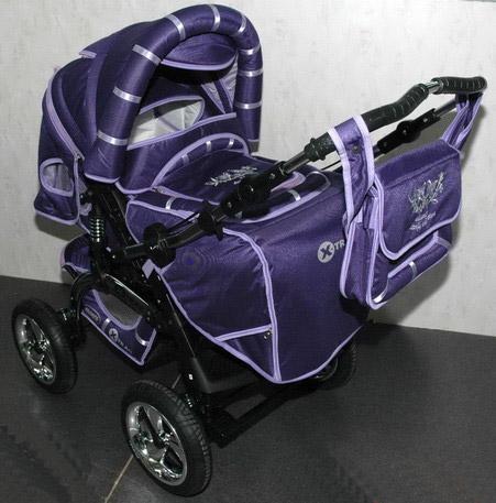 Детская коляска для новорожденного