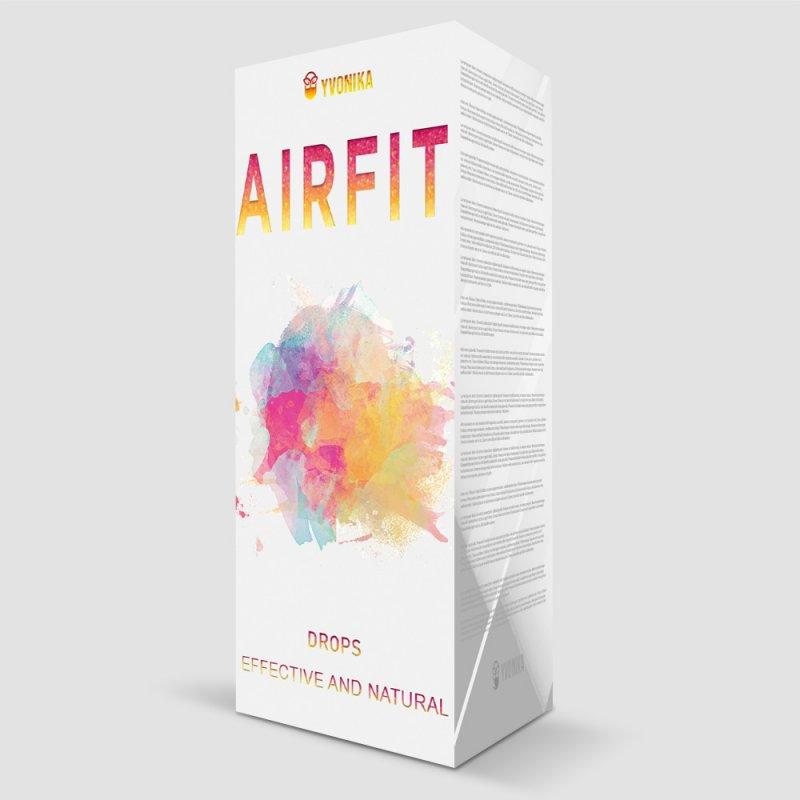 Бактерицидный спрей защищающий от Орви и Гриппа AirFit эйрфит