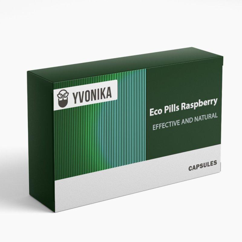 Конфеты для похудения EcoPills RaspBerry Эко Пилс Распберри