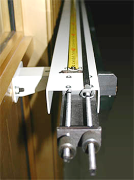 Buy Table for installation and checking of metrorods and roulettes of SMR-5