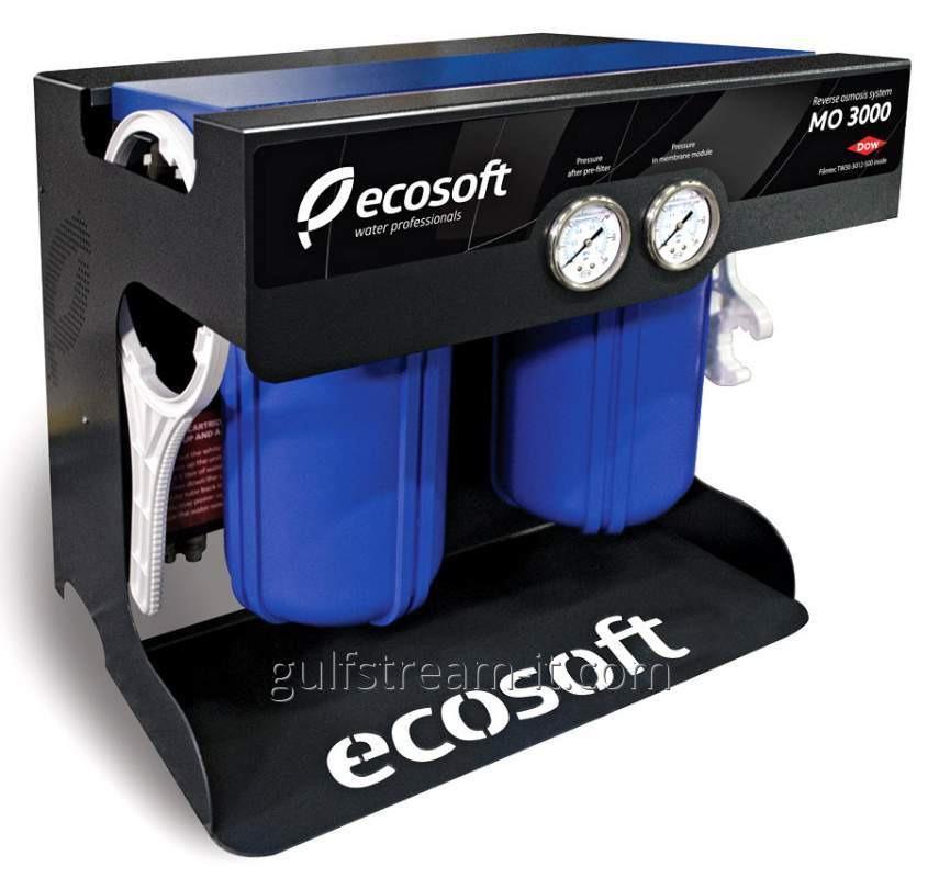Системы обратного осмоса Eсosoft RObust 3000