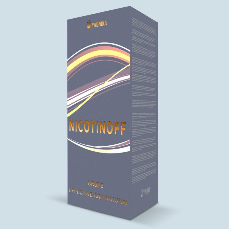 Жвачка от курения NicotinOff никотиноф