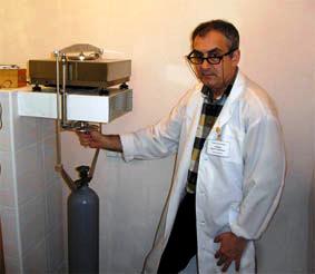 Купить Стандартные образцы состава газовых смесей