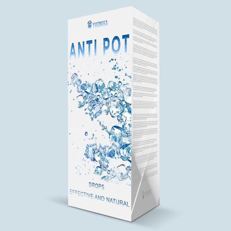 Средство от неприятного запаха Anti Pot антипот