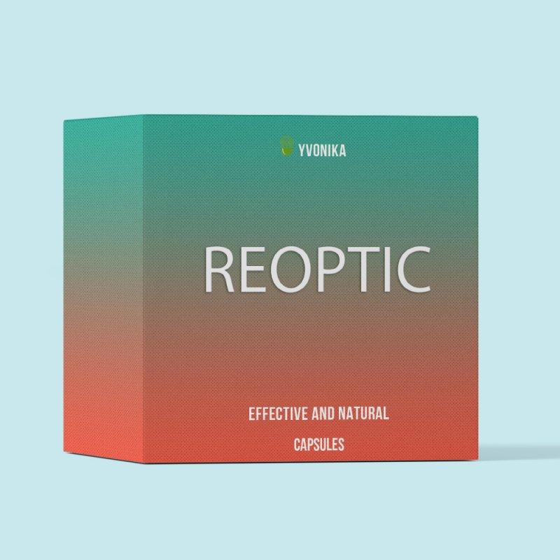 Средство для глаз Reoptic Реоптик