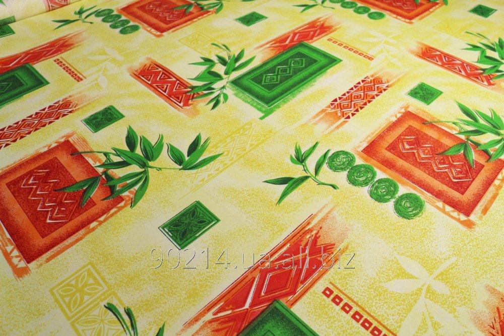 Ткань поликоттон цветной