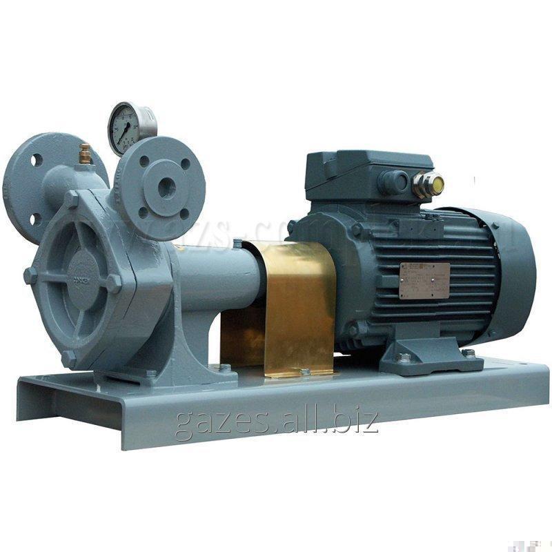 Насосний агрегат CORKEN FD 150  с эл. 5,5 кВт  для СУГ, пропана, бутана, сжиженого газа, АГЗС, ГНС, подземных модулей, газовых заправок