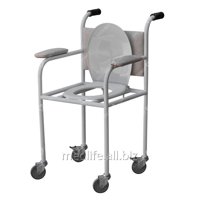 Купить Кресло-туалет КТП