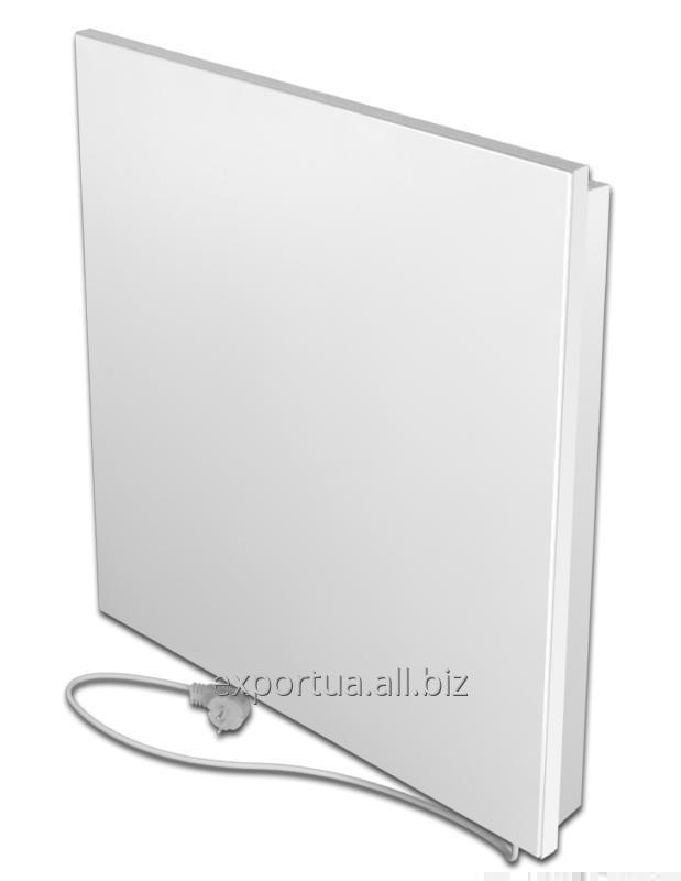 Обогреватель интерьерный электрический настенный, потребляет до 200 Вт