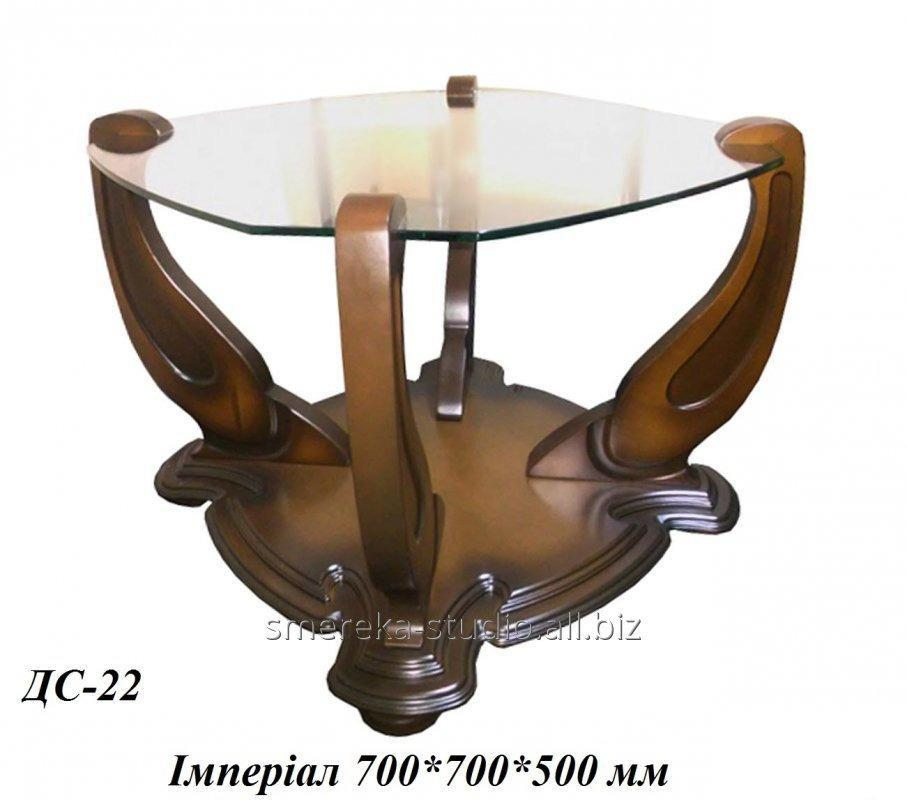 Buy Table Amberg (a framework and stoleshnya - the massif of a beech)