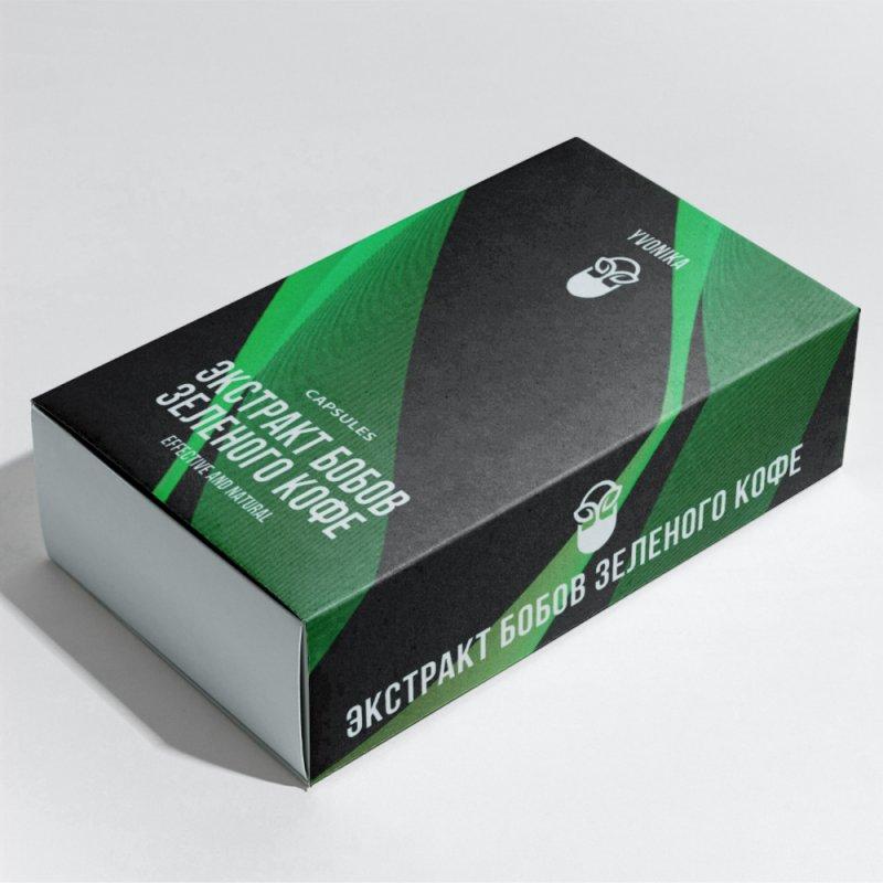 Экстракт бобов зеленого кофе для похудения