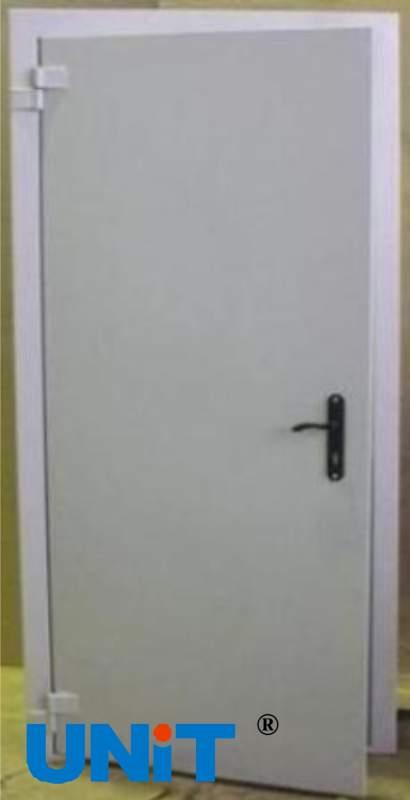 Двери входные металлические утеплённые: 1 и 2-польные UNIT®