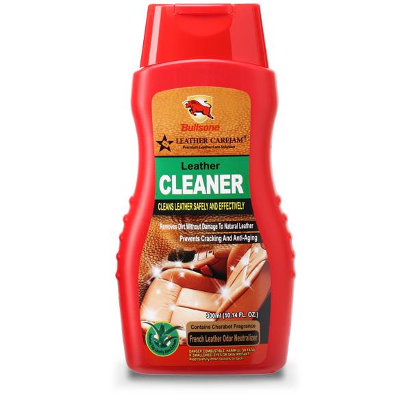 Купить Bullsone - Leather Cleaner - очиститель для кожи