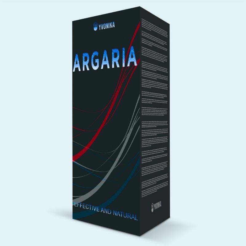 Масло для волос Argaria аргария