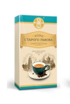 Кофе Старого Львова Лигуминная, зерно 1кг.