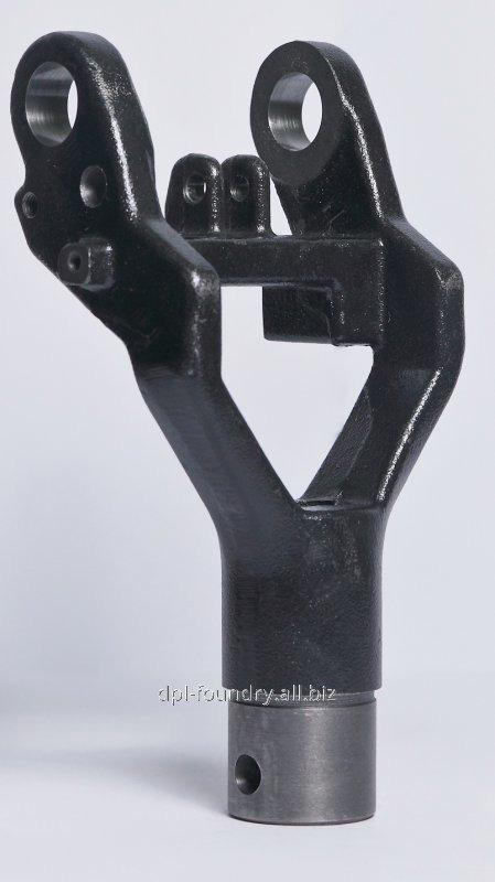 Кулак<br />Марка сплава: ВЧ 400-15, Вес: 2,86 кг.