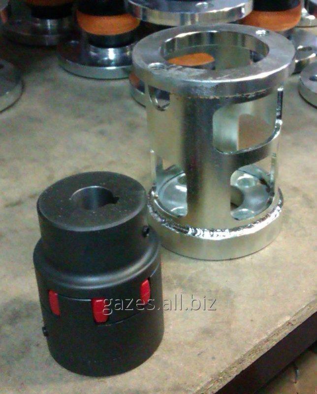 Купить Соединительная муфта адаптер переходник от гидромотора OMR80 к насосу Corken Z2000
