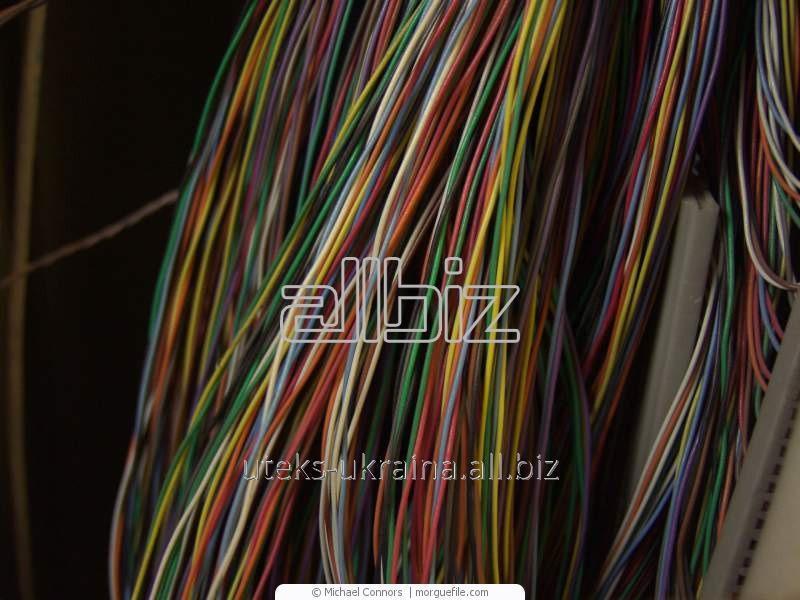 Провода телефонные