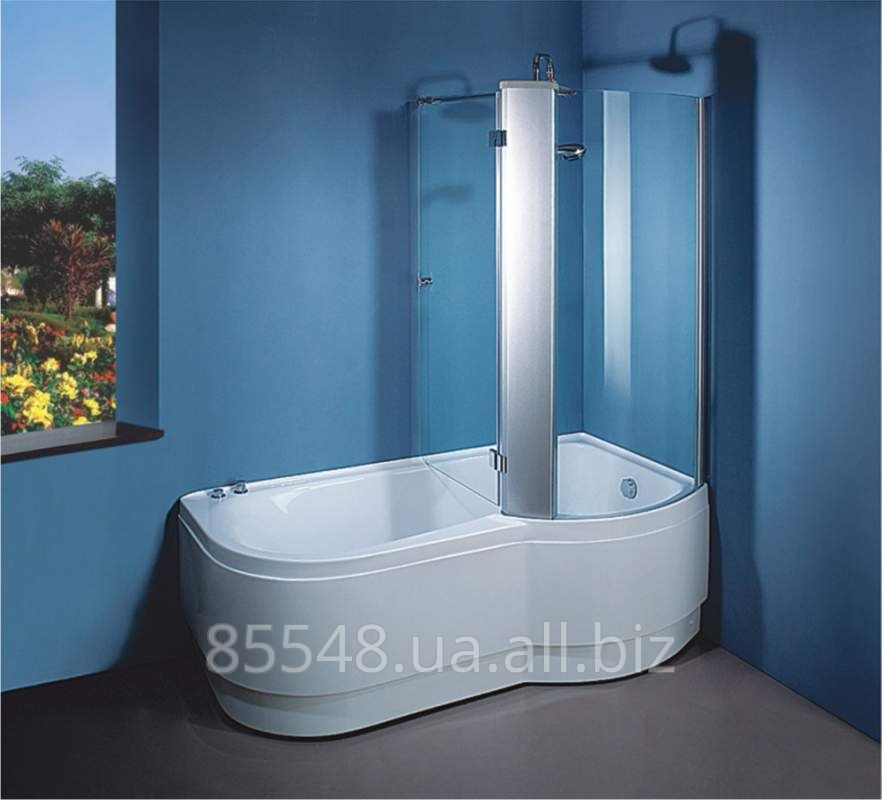 Hydromassage bathtub of Luyisi CF-1510 buy in Kiev