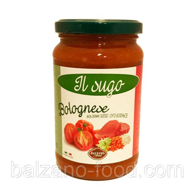 Купить Balzano Sugo alla bolognese - Соус болоньезе (370g)