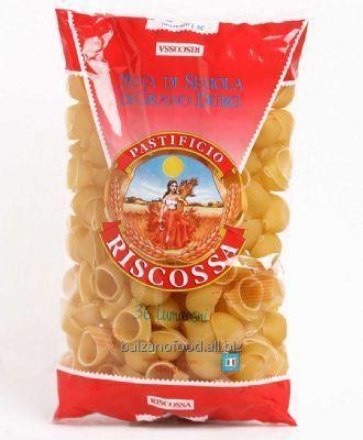 Купить Паста RISCOSSA Lumaconi, 500 gr