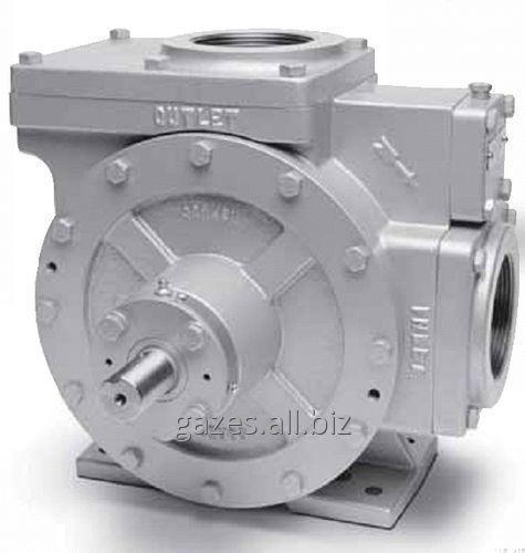 Насосный агрегат Коркен Z3500 для слива газовых жд цистерн, перекачки СУГ, налива пропан-бутана, ГНС, газовых хранилищ, газозаправочных станций.