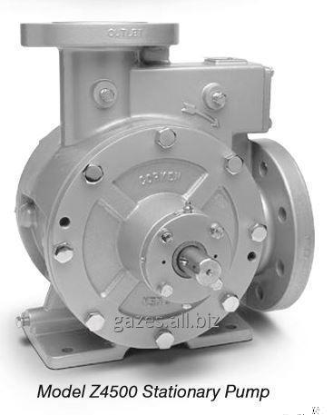 Насосный агрегат Corken Z4500 для газовозов, ГНС, СУГ, газовых цистерн, пропановых хранилищ, сжиженного газа, бутана, газонаполнительных станций