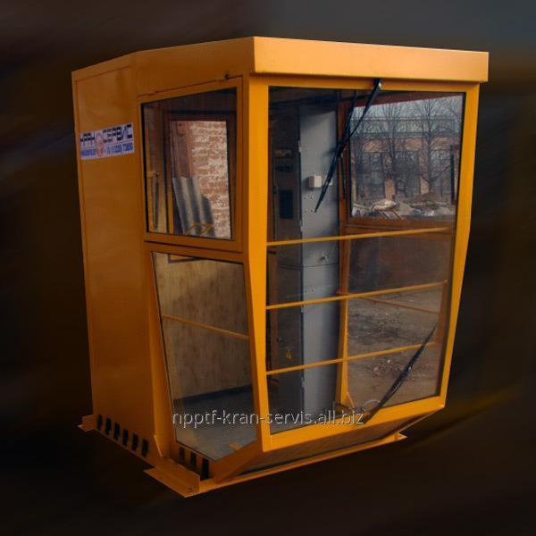 Купить Кабина управления башенного крана
