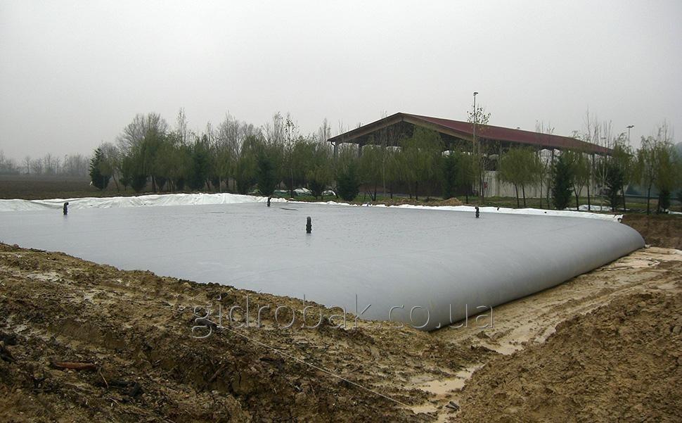 Резервуар для сточных вод, навоза 40 м3