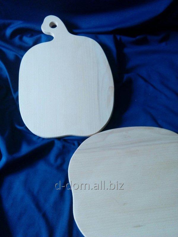 Купить Доска яблоко большое 280 мм