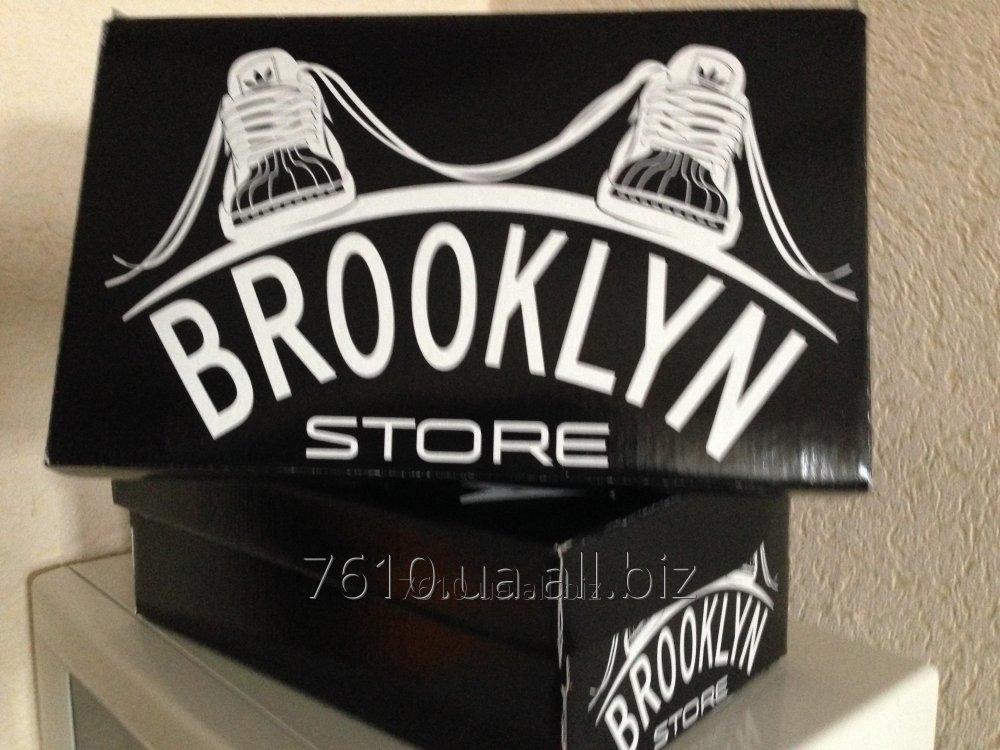 Купить Обувная коробка 32х20х11см