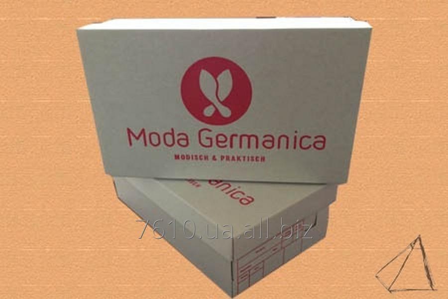 Купить Обувная коробка размеры 300х175х98мм